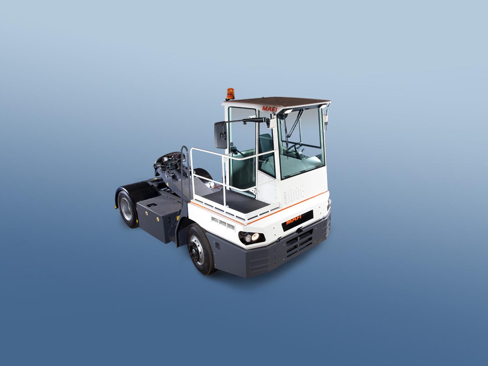 Tracteur portuaire MAFI