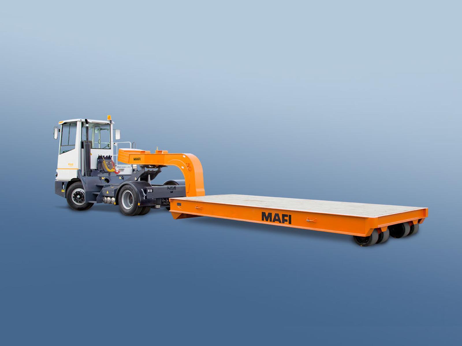 Rolltrailers MAFI
