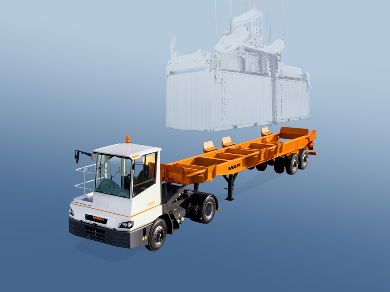 rolltrailer MAFI
