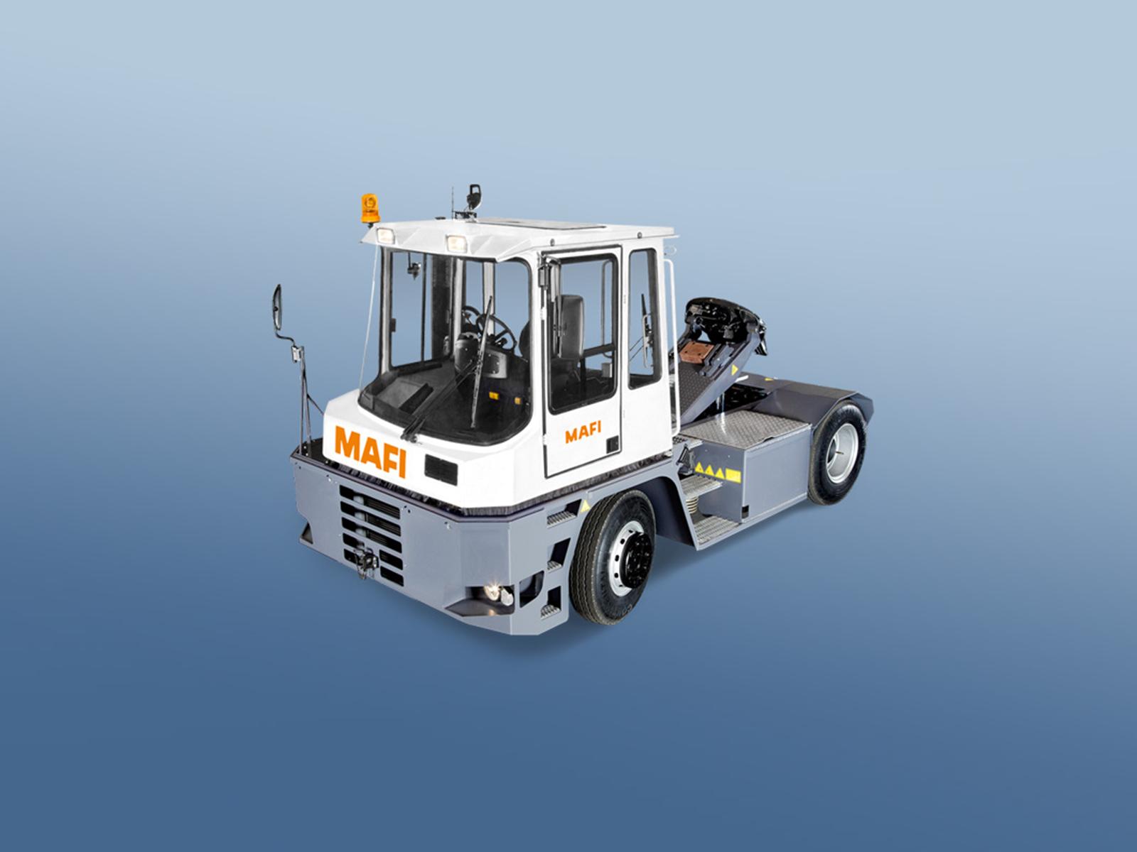 tracteur roro MAFI