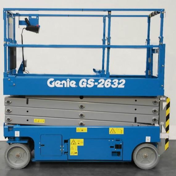 gs2632 nacelle genie