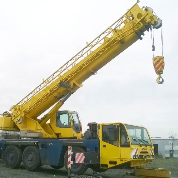 Grue mobile demag AC50