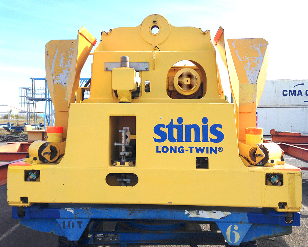 spreader stinis