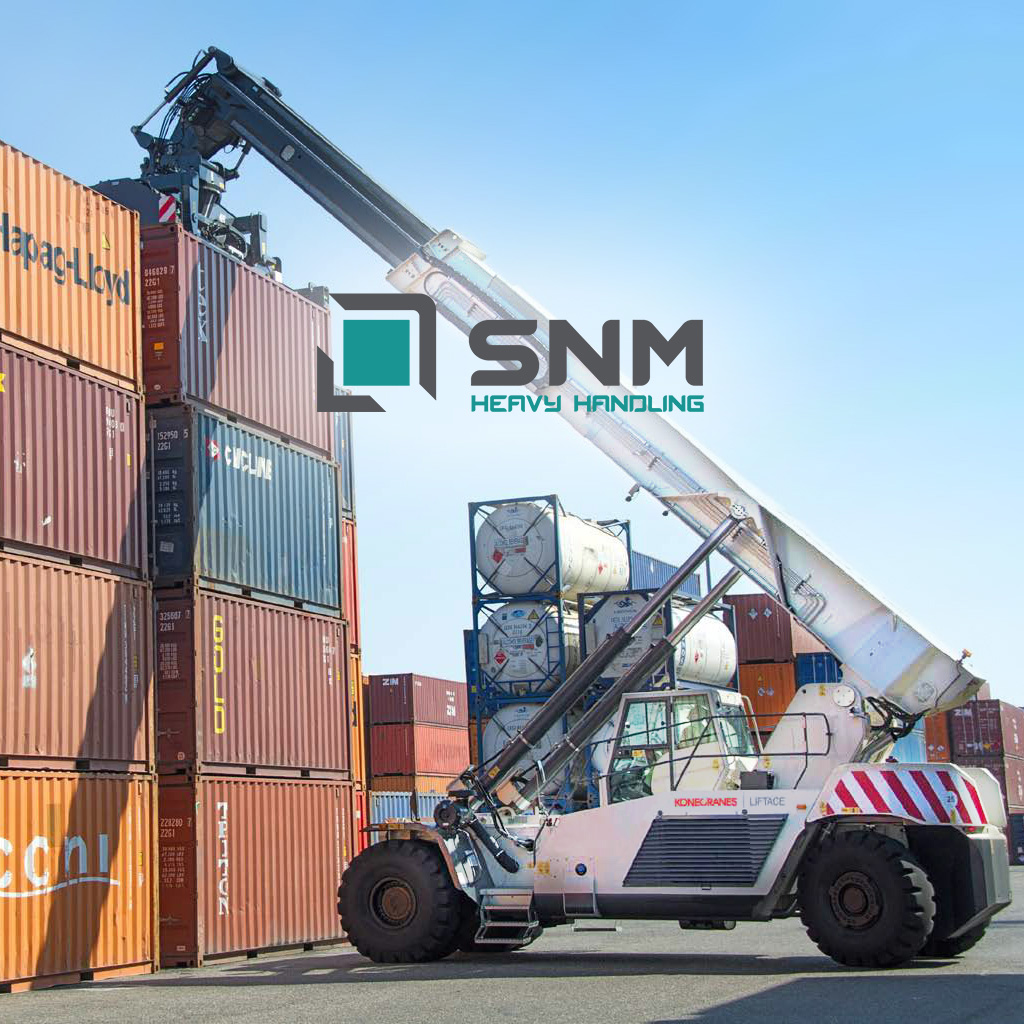 Manutention Portuaire