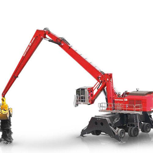 Pelles hydrauliques 60-380 T