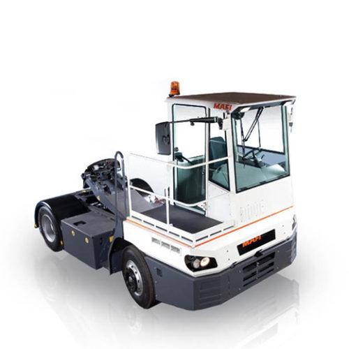 Tracteurs Portuaires