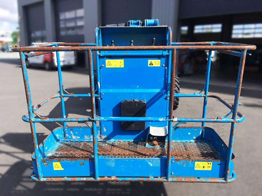 Nacelle articulée Génie Z45/25JRT 2012