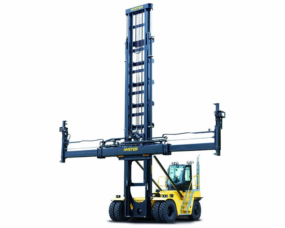 chariot elevateur pour conteneur