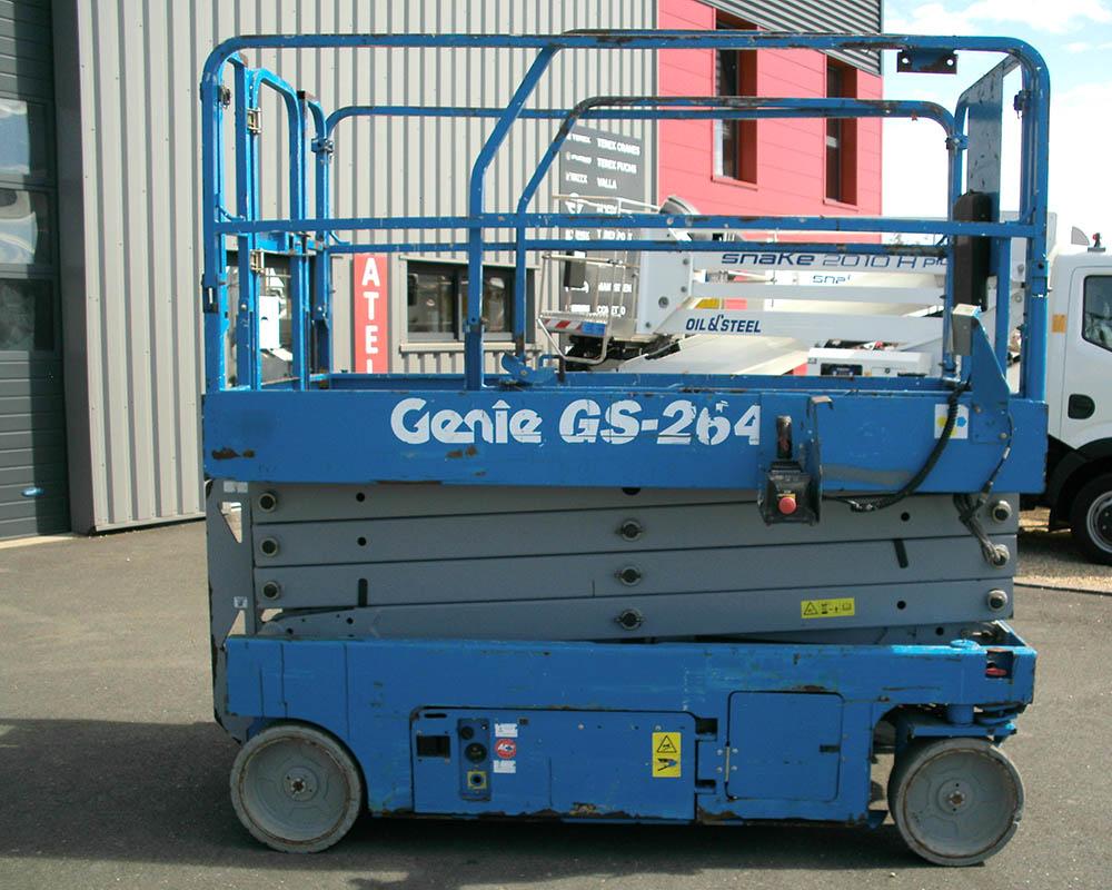 nacelle GS 2646