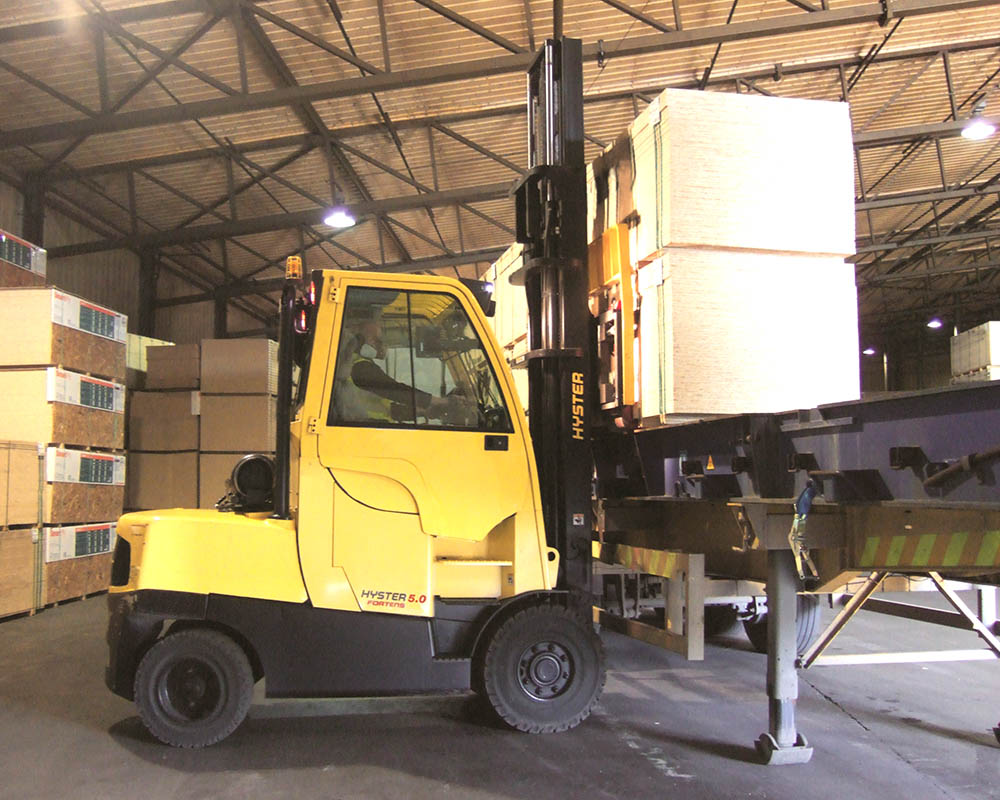 chariot Hyster H5.0FT