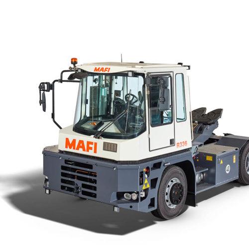 tracteur de manutention, tracteur grande capacité