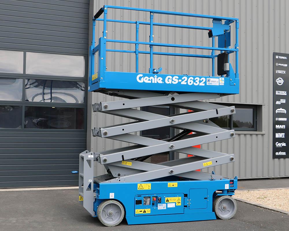 ciseau genie gs2632